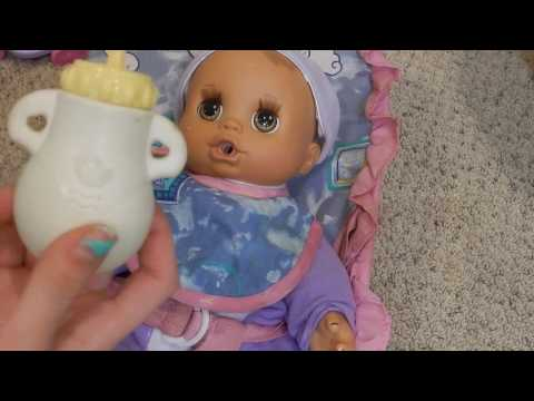 Baby Alive Katelyn's Night Routine