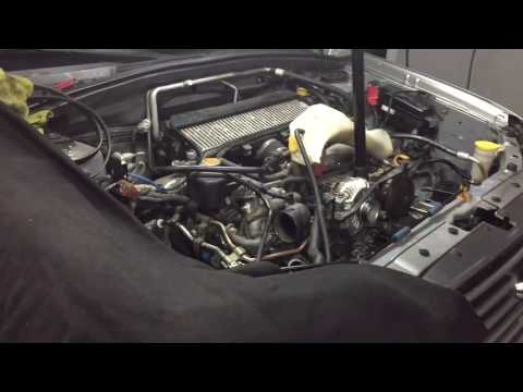 Subaru Forester cold start misfire