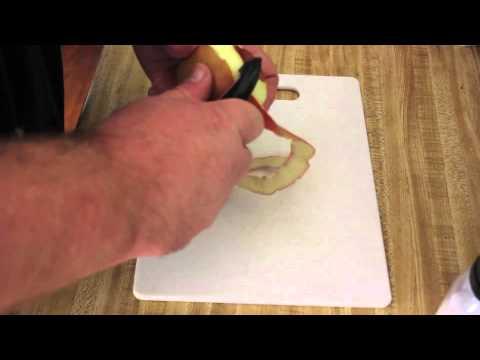 Duck Pond Cooking - Applesauce in a crockpot