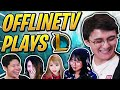 Download  Offlinetv Plays League Of Legends Ft. Lilypichu, Yvonnie, Michael Reeves, Xchocobars MP3,3GP,MP4
