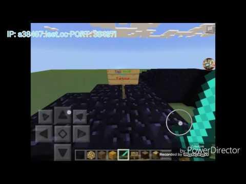 Minecraft PE - Leet Server Update*! | New staff, Warps and more...