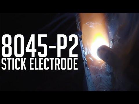 🔥8045-P2 Low Hydrogen Stick Electrode