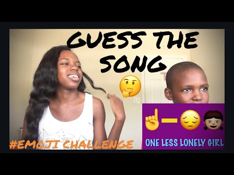 JUSTIN BIEBER EMOJI CHALLENGE GUESS THE SONG!