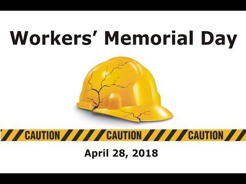 Workers' Memorial Day 2018