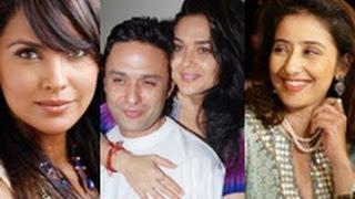 Ness Wadia & His Ex Ladies from Bollywood | Hot Bollywood News | Lara Dutta, Amisha, Manisha Koirala