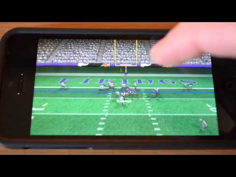 Madden 25 iOS - HB Counter Trap left FTW