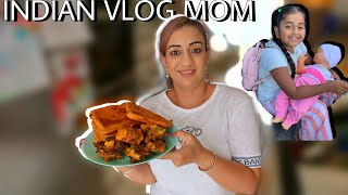 💕   Indian mom Daily Routine    Life in The Netherlands (Holland) Vlog #215
