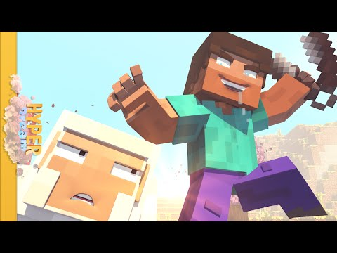 A Close Shave [Minecraft Animation]