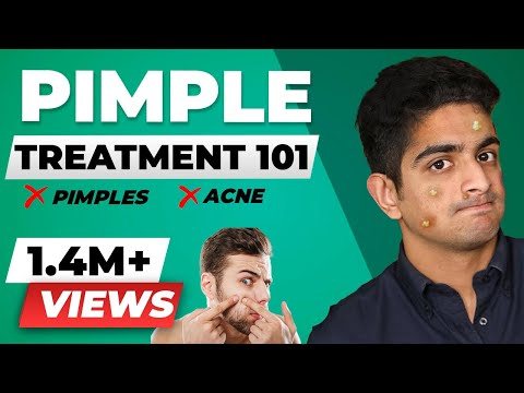 GOODBYE FOREVER, ACNE - Pimples treatment 101 | BeerBiceps Acne & Fitness