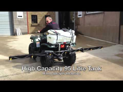 Greenmount Agri Quad/ATV Sprayer System