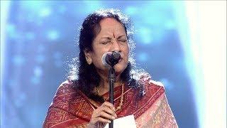 MMMA 2017 I  Melodies of Vani Jayaram Unplugged I Mazhavil Manorama