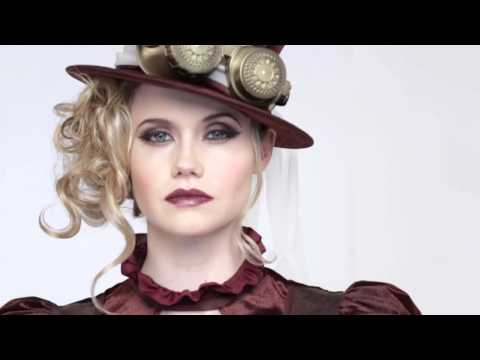 Steampunk Adult Girl