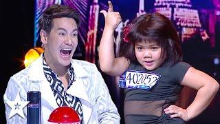 Kid Dancer WOWS Judges on Thailand's Got Talent | Got Talent Global