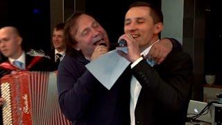 Евгений Кемеровский и Бряц-band поздравляют Алесю Бацман с 30-летием