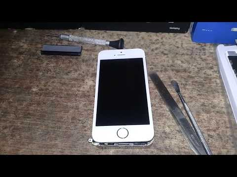 iPhone 4g, 4s, 5s, 5g and iphone 6 stuck on red battery  screen
