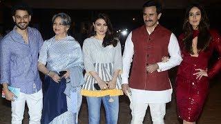 Kareena Kapoor, Saif Ali Khan At Soha Ali Khan's 'The Perils of Being Moderately Famous' Book Launch