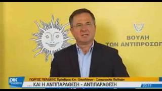 18. 01.2017 - 20:00 Cyprus news in Greek - PIK