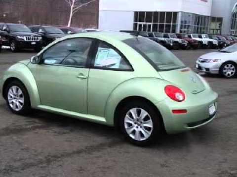 2009 Volkswagen New Beetle - CHESHIRE MA
