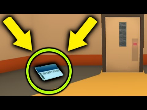 How to ALMOST INSTANTLY GET A KEYCARD in ROBLOX JAILBREAK!!