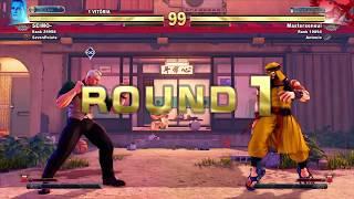Download STREET FIGHTER V - Cody (SEIMO) vs Rashid Video