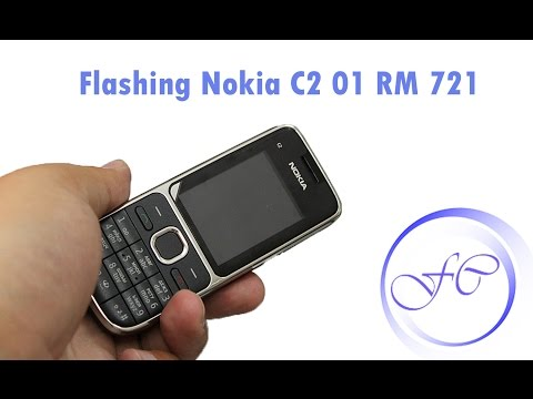 How to Flashing/Unlock Nokia C2 01 RM-721 Without Box (with Infinity Best cracked version)