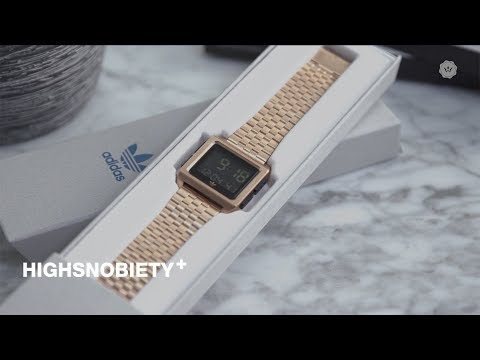 Unboxing the adidas Originals Archive_M1 Watch
