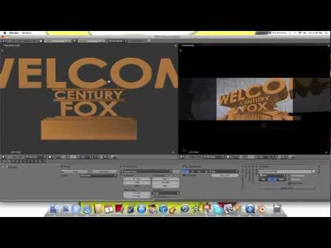 TUTORIAL   How To Make A 20th Century Fox Intro   MAC AND PC   HD