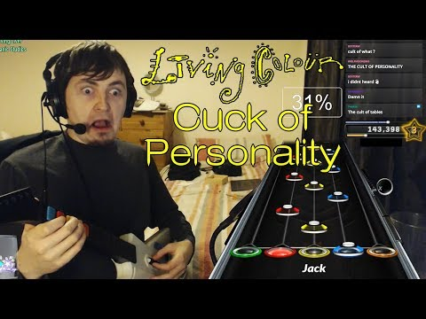 Cuck Of Personality - Living Liver | Clone Hero