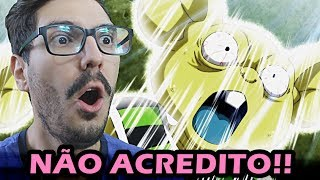 ANTES KITELA E PICCOLO DO QUE Nº17!! DB Super ep.119 (react)