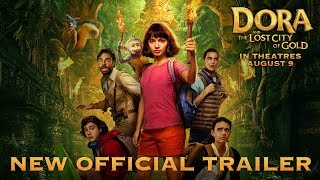 Download Dora and the Lost City of Gold (2019) - New Official Trailer - Paramount Pictures Video