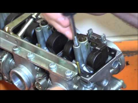 How to remove a damaged broken lodged jet from a carburetor! Extract stubborn carb jets with skill!