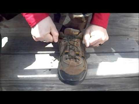 Gear Talk: Boot Lacing