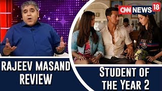 Download Student of the Year 2 film review by Rajeev Masand Video