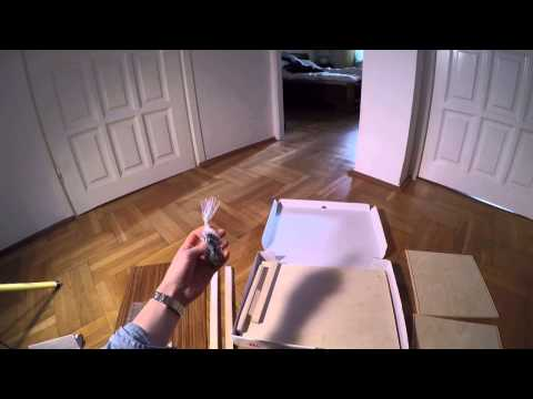 Meinl  Make Your Own Cajon UNBOXING