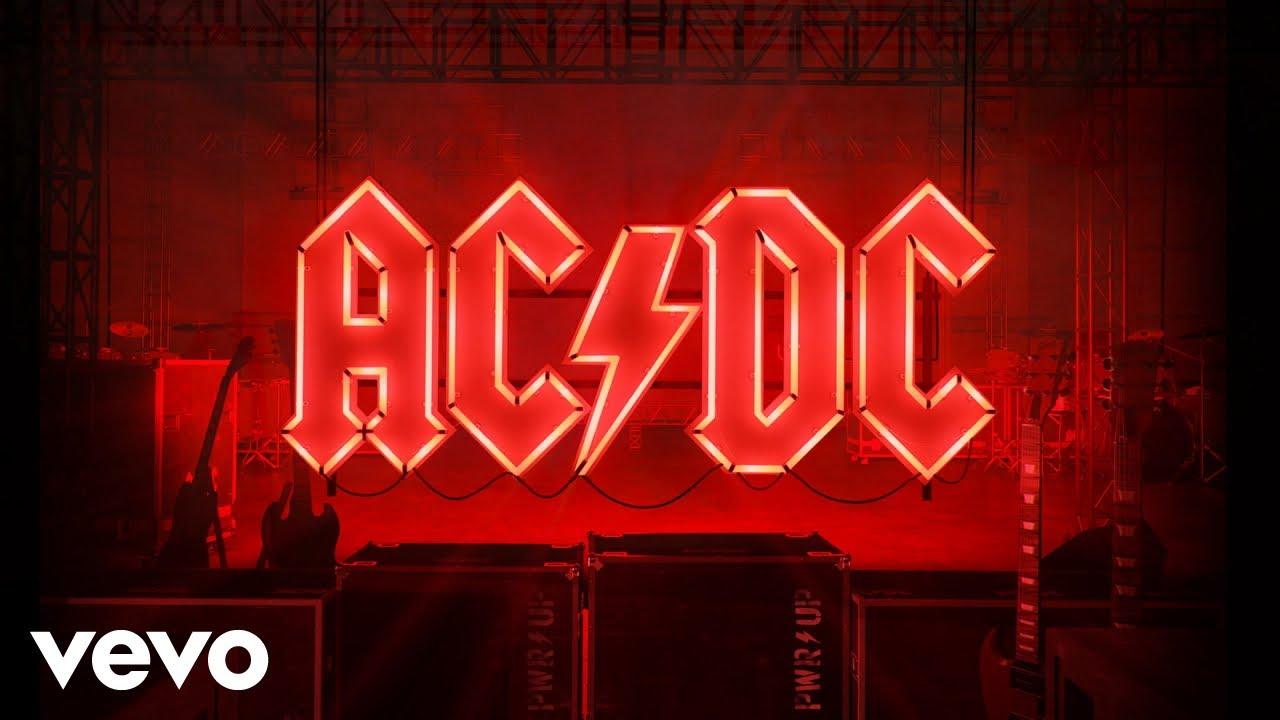 AC/DC - Kick You When You're Down
