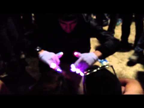 (Ayo?) Amor & (Ayo?) Trippz Doubleteam Lightshow @ Beyond Wonderland 2013