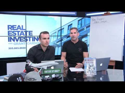 8 Reasons to Buy Income Property - Real Estate Investing with Grant Cardone