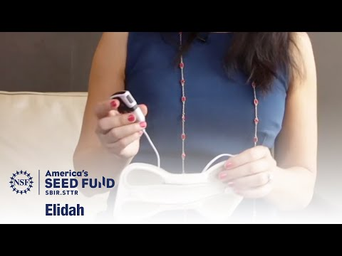 Device to treat stress urinary incontinence in women - Elidah