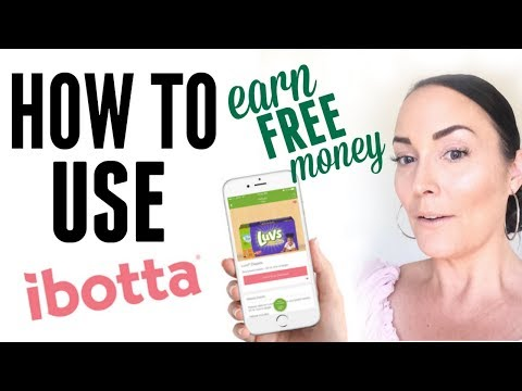 HOW TO USE THE IBOTTA APP TO SAVE MONEY FAST ● IBOTTA TUTORIAL ● TOP CASH BACK APP TO SAVE MONEY
