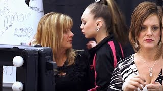 Everytime the Girls talked back to their Moms (Dance Moms)