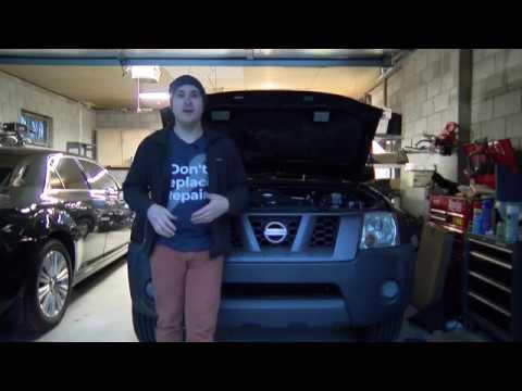 How To Adjust Nissan Xterra Headlights