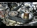 How to Set the Timing and Install Timing Belt 2.2L Toyota Camry '97-'01