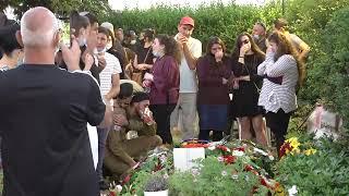 בשידור ישיר: הלוויתו של סמ''ר עמית בן יגאל ז''ל