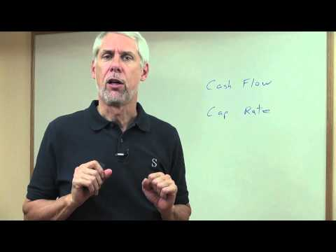 Determining Business Value - The Income Method