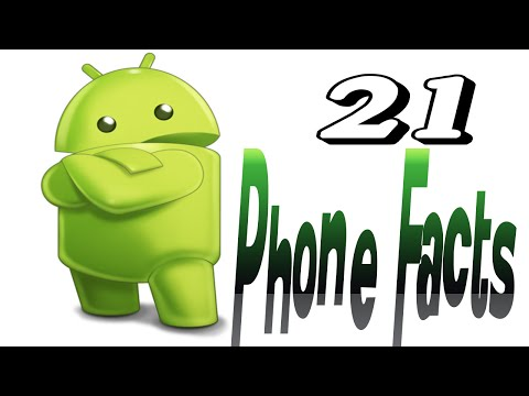 Top 21 Facts about Mobile Phones You Never Knew