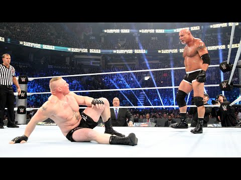 Xxx Mp4 Every Goldberg Match Since His Return WWE Playlist 3gp Sex