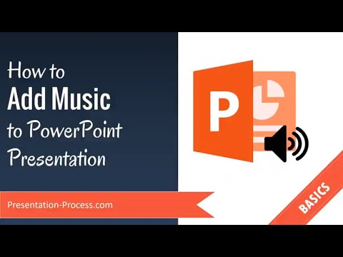How to Add Music  to PowerPoint Presentation