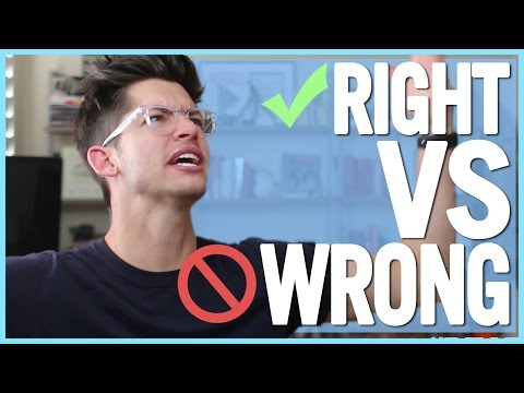 WRONG GUY VS. RIGHT GUY | #DearHunter