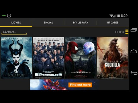 How to Watch/Download Movies & TV Shows in HD for Free on any Android device!