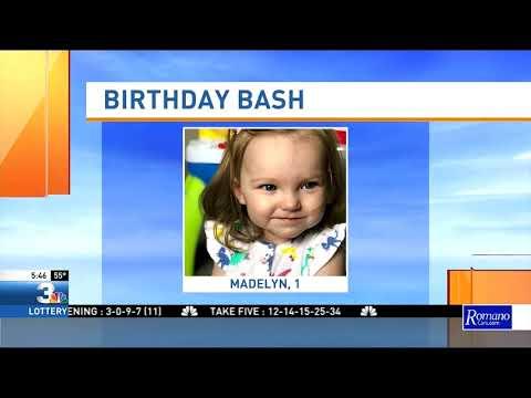 Birthday Bash 5/22/18